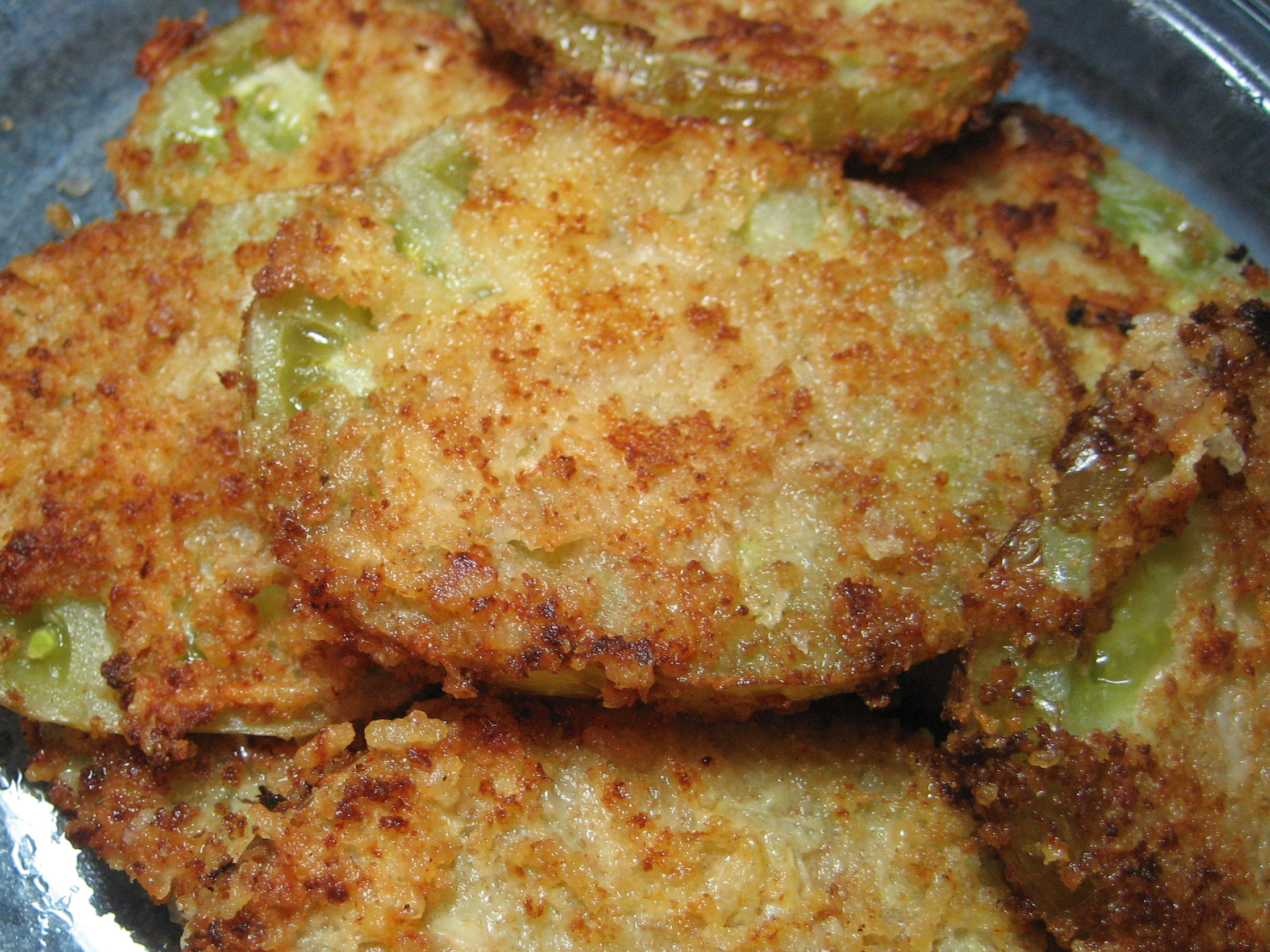 Growing Passion Fried Green Tomatoes - A Growing Passion