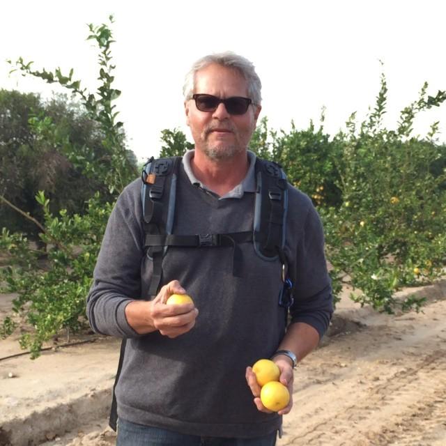Citrus entertainment version 1, courtesy of Glenn Kram, the sound man @agrowingpassion