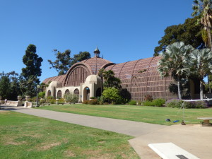 Balboa Park's Botanical Building has historically housed rare and unusual plants