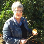 Tracey Kahn is curator of UC Riverside's Citrus Variety Collectoin