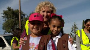Chula Vista Brownie citizen foresters